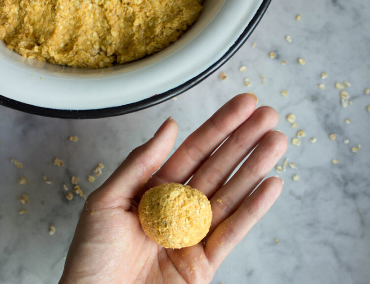 Owsiane ciasteczka marchewkowe - Krok 4