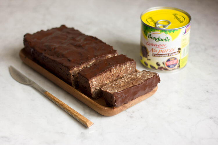 Brownie fasolowe - Krok 6
