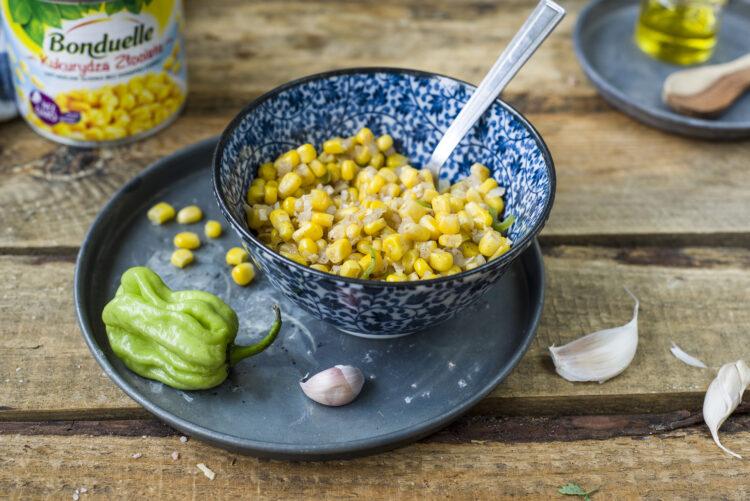 Masala z kukurydzy - Krok 5