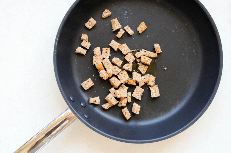 Gazpacho z kukurydzą i grzankami - Krok 2