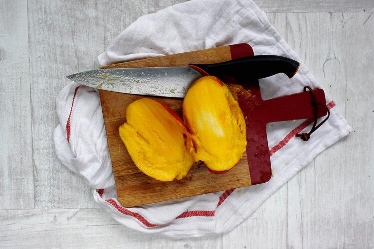 Egzotyczne smoothie z marchewką - Krok 2