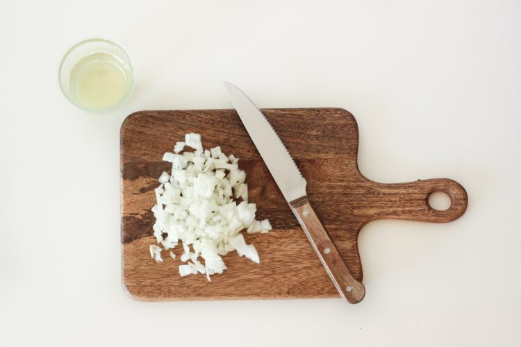 Warzywne kulki w sosie szpinakowym - Krok 2
