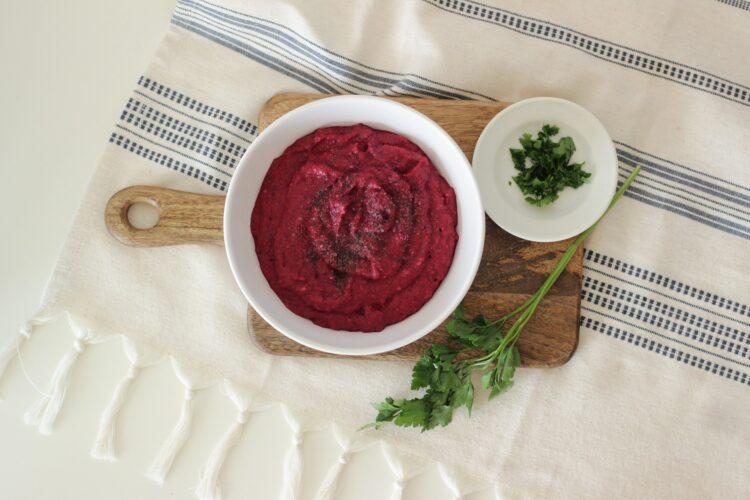 Pasta z czerwonej fasoli - Krok 5