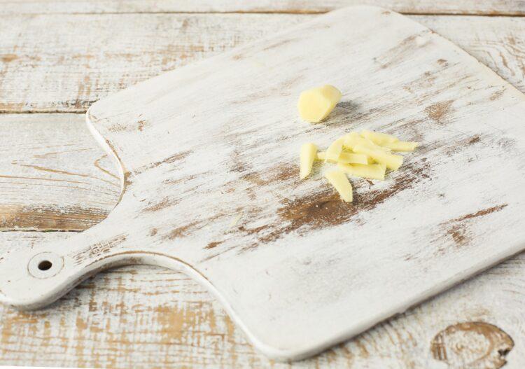 Zupa rybna z kiełkami fasoli Mung - Krok 1