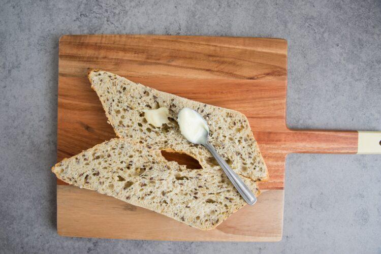 Sandwich z sałatką z kukurydzy i kurczaka - Krok 4