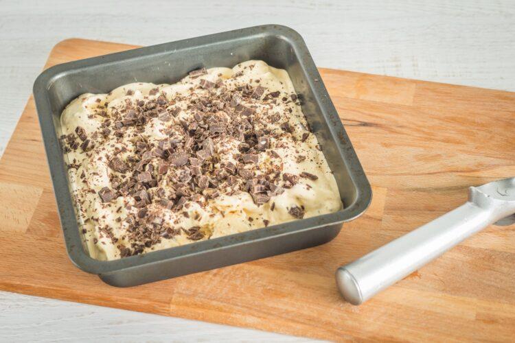Lody marchewkowe z czekoladą - Krok 4