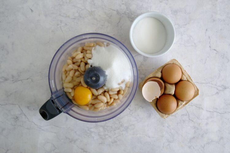 Ciasto z fasoli cannellini - Krok 2