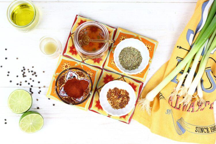 Meksykańska sałatka z krewetkami - Krok 3