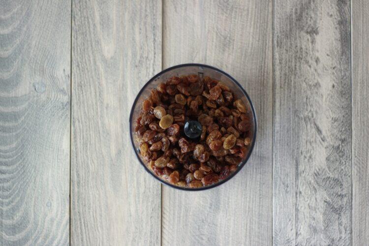 Czekoladowy sernik z fasoli - Krok 1