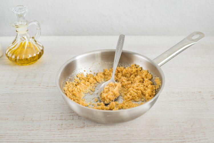 Polędwiczka wieprzowa z casserole z kolorowych warzyw z kukurydzą z groszkiem - Krok 2