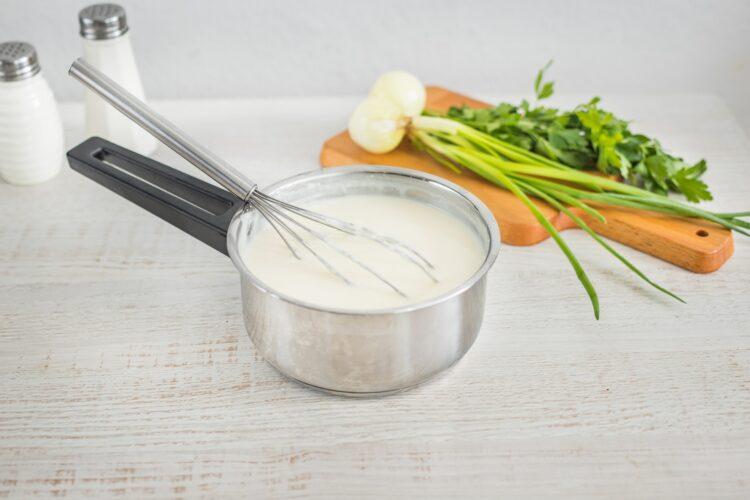 Polędwiczka wieprzowa z casserole z kolorowych warzyw z kukurydzą z groszkiem - Krok 3