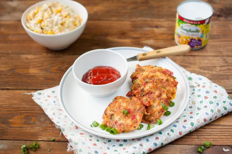 Siekane kotleciki z kurczaka - Krok 4