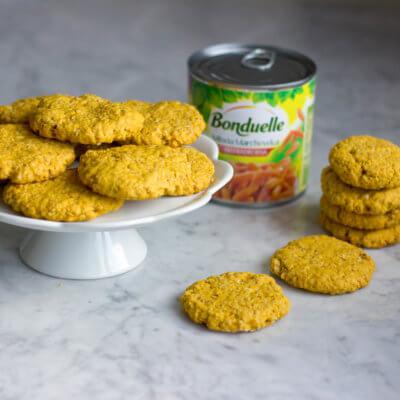 Owsiane ciasteczka marchewkowe - Krok 7