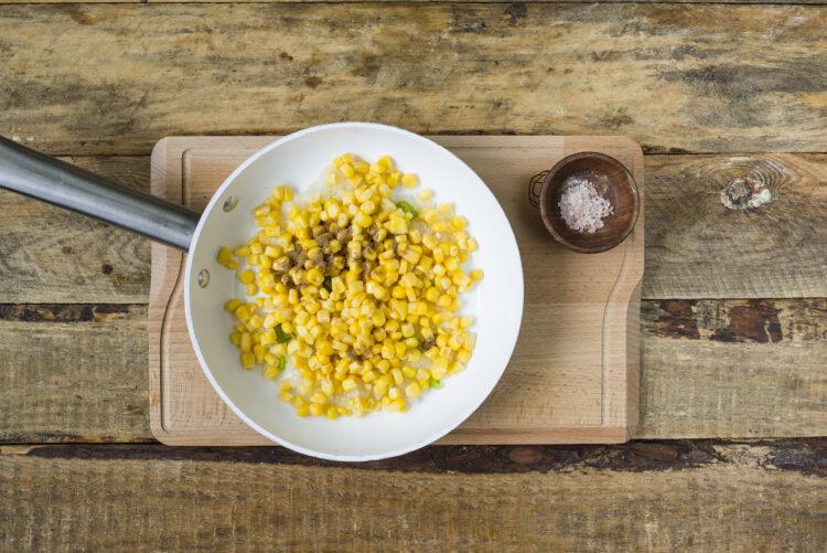 Masala z kukurydzy - Krok 3