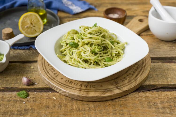 Makaron w sosie brokułowym - Krok 4
