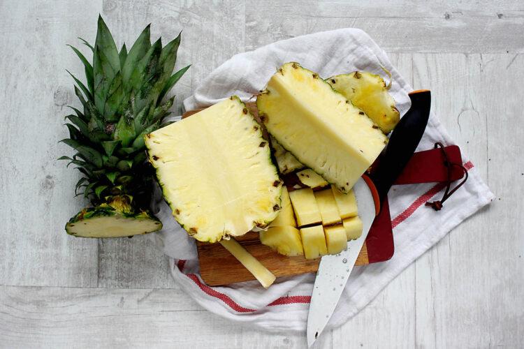 Egzotyczne smoothie z marchewką - Krok 1