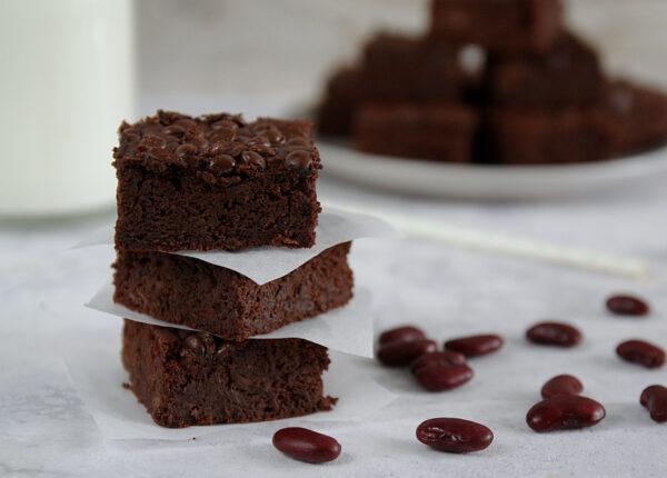 Ciasto czekoladowe z czerwonej fasoli z chili - Krok 5