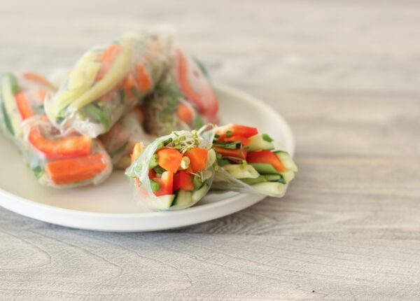 Sajgonki warzywne