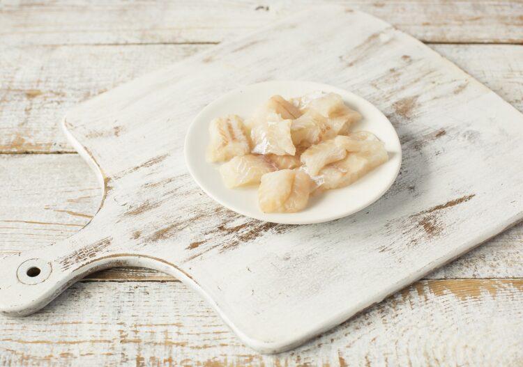 Zupa rybna z kiełkami fasoli Mung - Krok 3