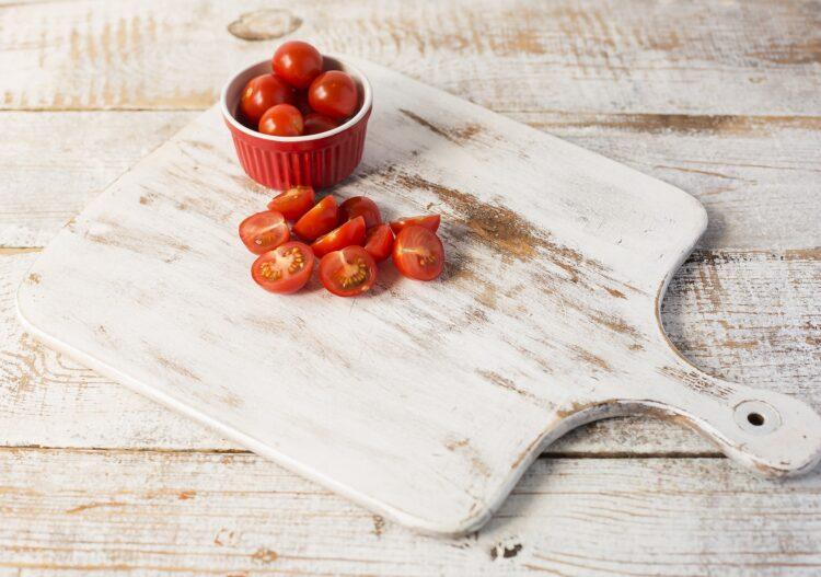 Zupa z soczewicy z pomidorkami koktajlowymi - Krok 3