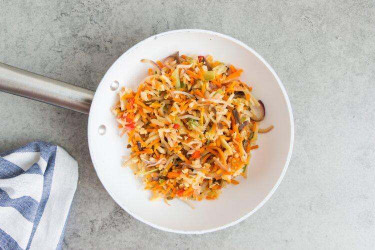 Soba z warzywami po azjatycku - Krok 4