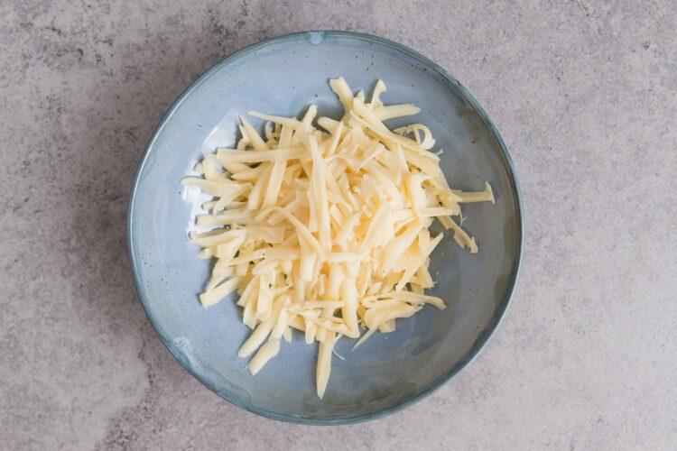 Nachosy zapiekane z kukurydzą i fasolą - Krok 2