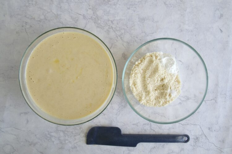 Ciasto z fasoli cannellini - Krok 4