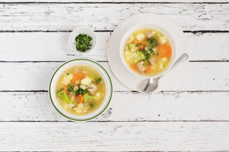 Pożywna zupa jarzynowa - Krok 5