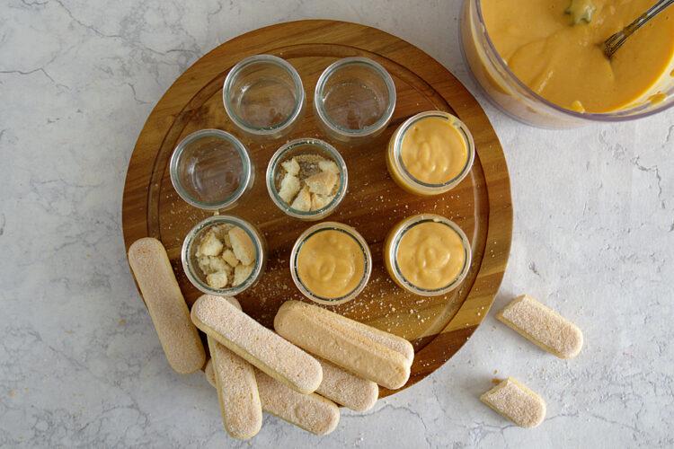 Pieczony mus z marchewki i brzoskwiń - Krok 4