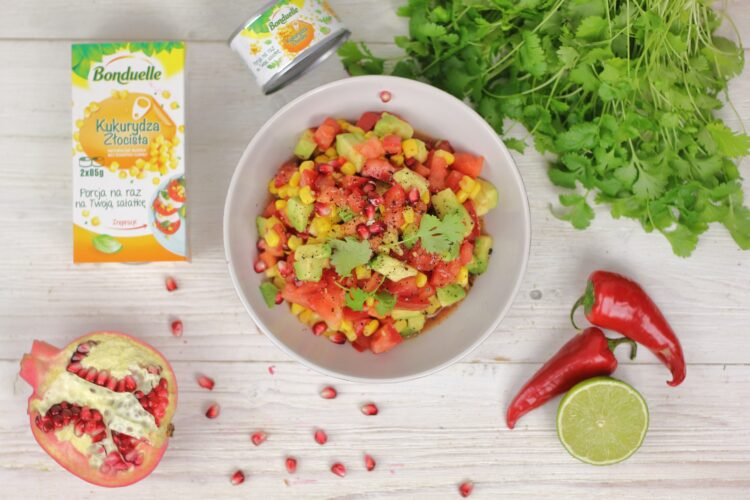 Kukurydziana salsa