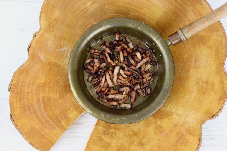 Sałatka z komosy ryżowej z fetą, miętą i cytrynowym dressingiem - Krok 2