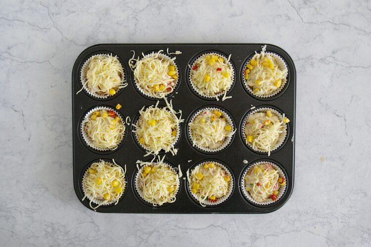 Muffiny wytrawne - Krok 6