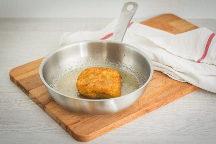 Ryba po grecku z kukurydzą na ostro - Krok 4