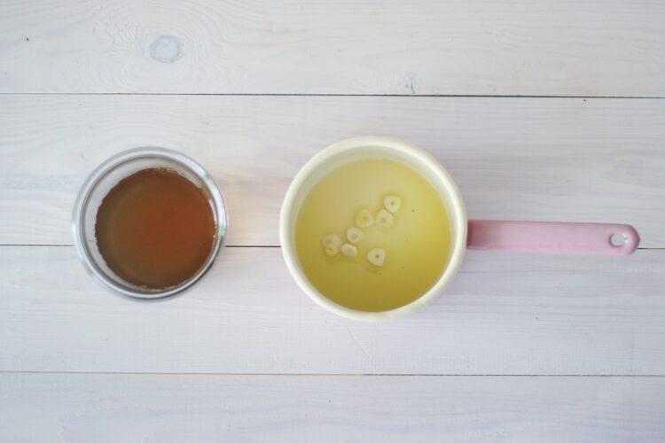 Cynamonowy krem z kalafiora - Krok 2