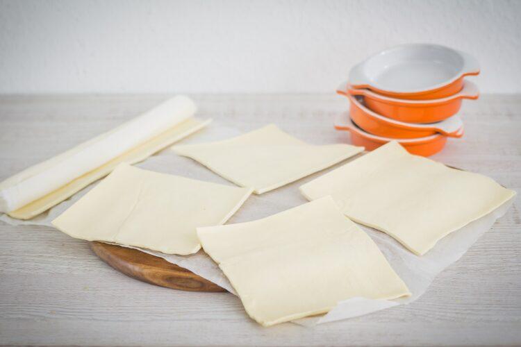 Tartaletki z dynią, ricottą i pestkami słonecznika - Krok 2