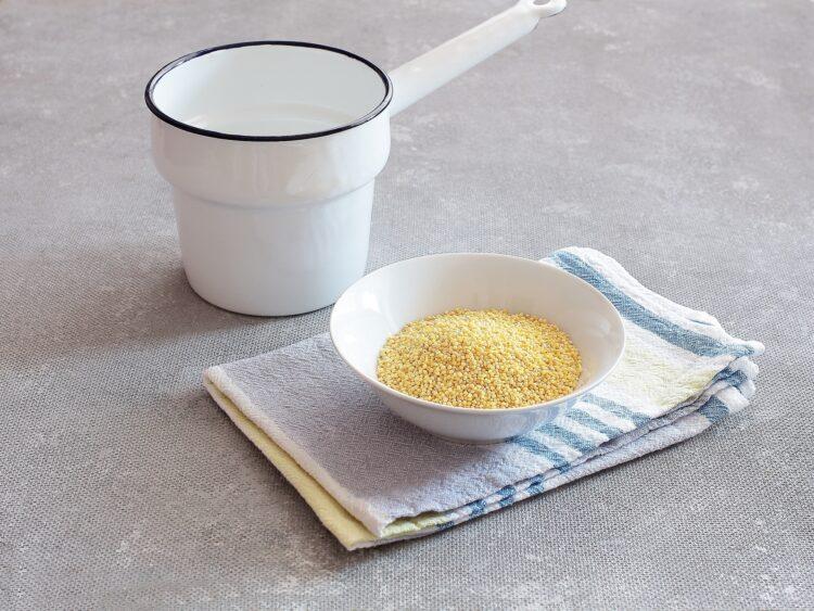 Klopsiki z indyka z czerwoną fasolą i kukurydzą - Krok 1