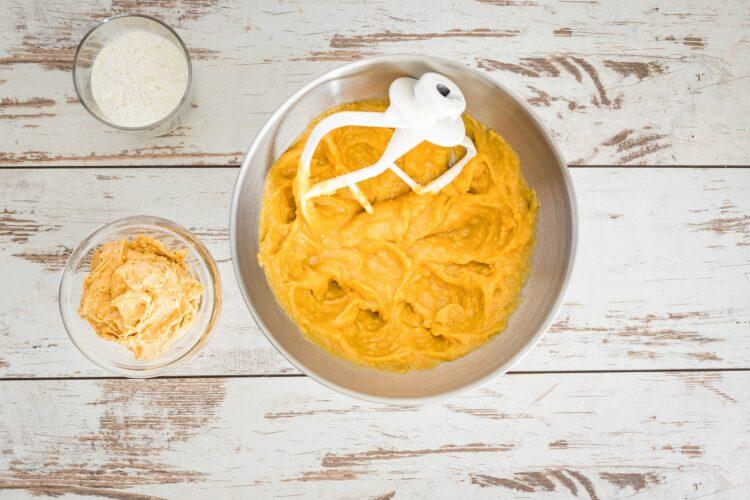 Orzechowe ciasteczka z cieciorki - Krok 2