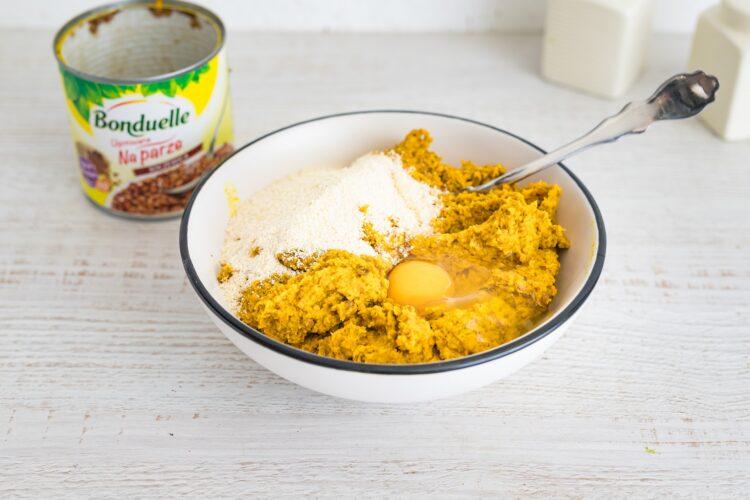 Pasztet curry z soczewicy i marchewki - Krok 3