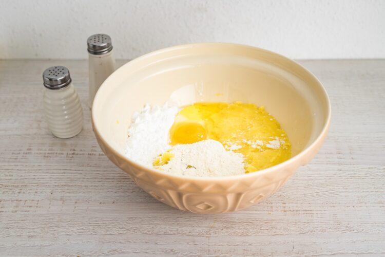 Kluski śląskie w sosie cebulowym z soczewicą - Krok 4