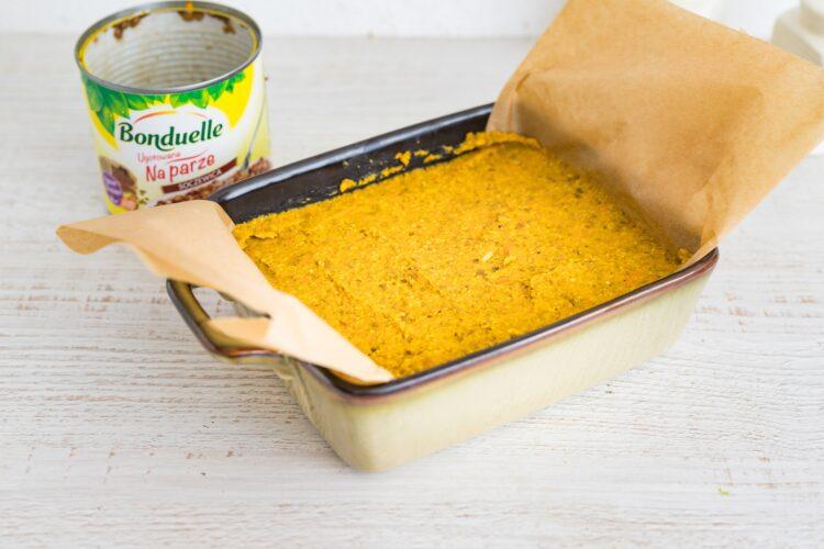 Pasztet curry z soczewicy i marchewki - Krok 4