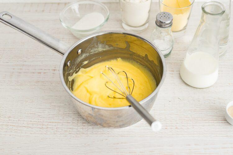 Bułeczki kukurydziane z kukurydzą i pesto - Krok 1