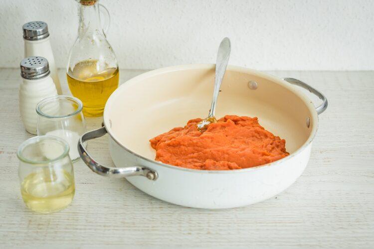 Ketchup z jalapeno i kukurydzą - Krok 5