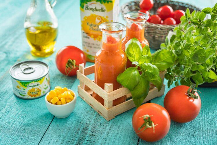 Ketchup z jalapeno i kukurydzą