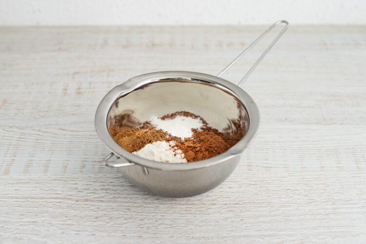 Piernik z cieciorki w czekoladzie - Krok 3