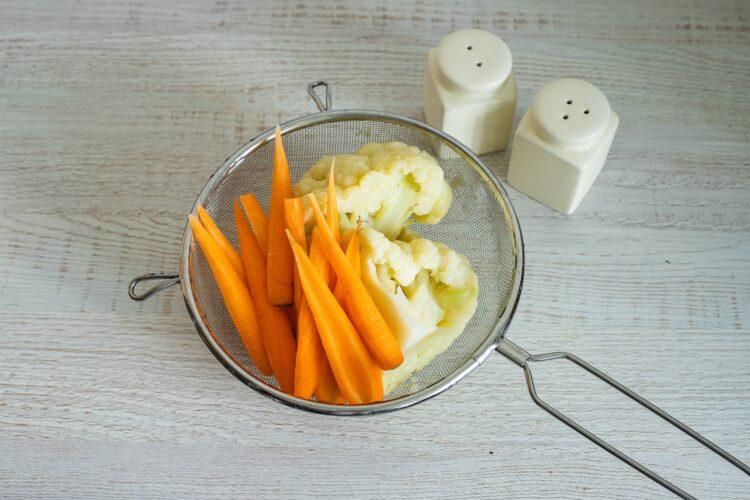 Szybki ryż z warzywami - Krok 2