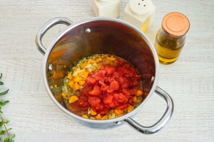 Toskańska zupa fasolowa - Krok 2
