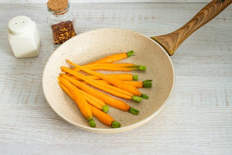 Wrapy naleśnikowe z chrupiącymi warzywami - Krok 3