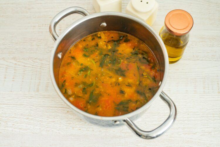 Toskańska zupa fasolowa - Krok 4