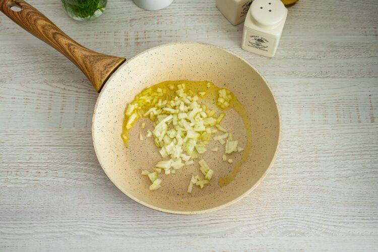 Kotleciki z brokuła na kremowym szpinaku z kukurydzą z groszkiem - Krok 2