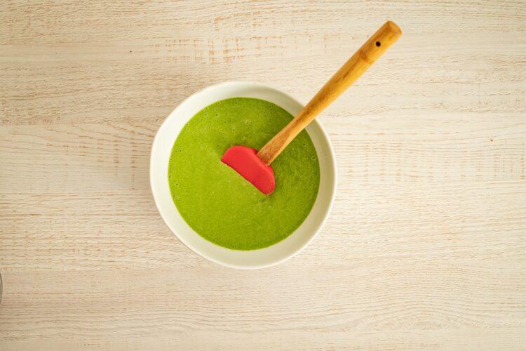 Rolada szpinakowa z warzywami - Krok 1